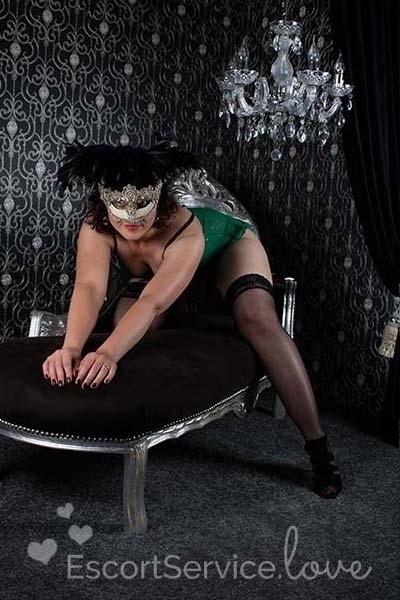 Spannende escort dame Alexa